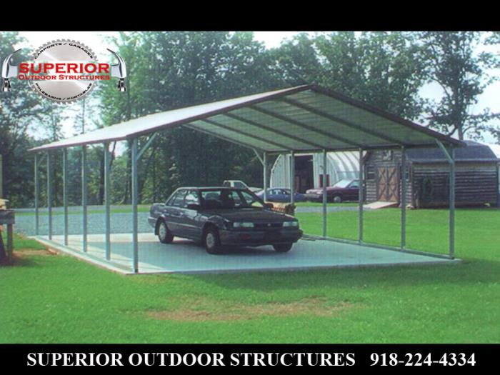 Carports Superior Outdoor Structures