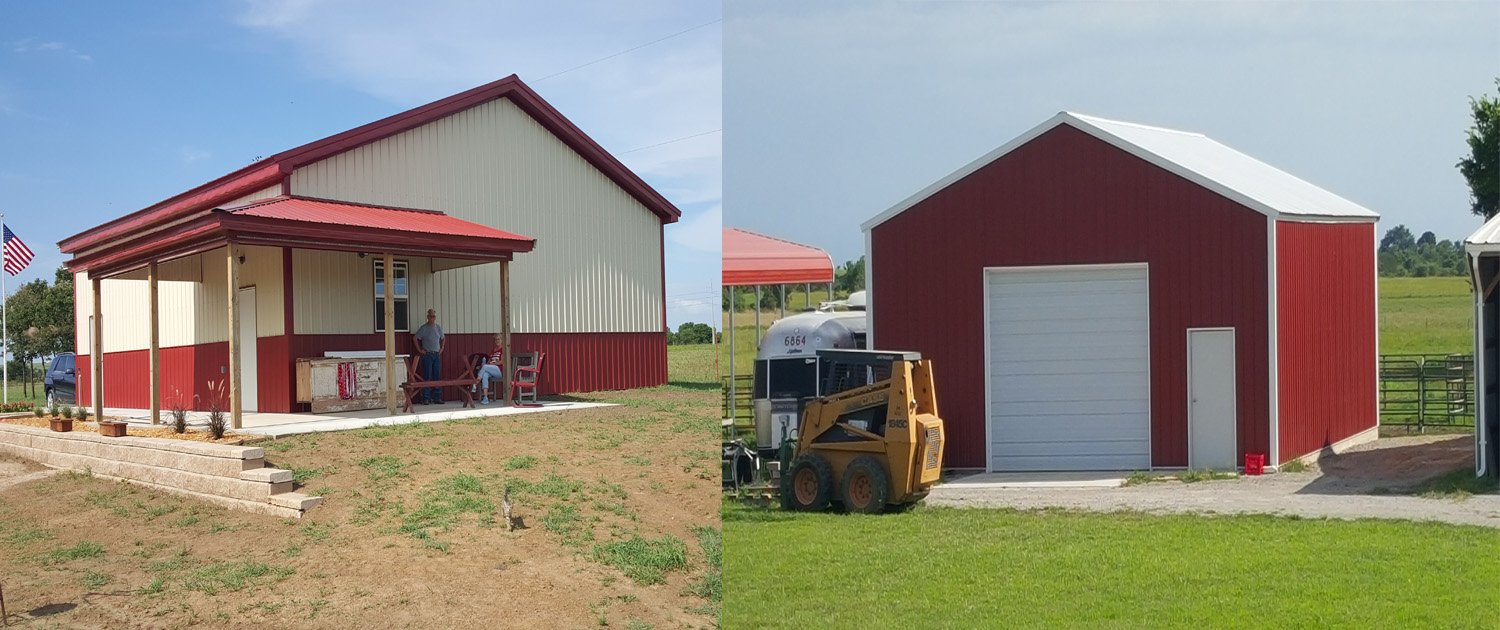Pole Barns | Superior Outdoor Structures