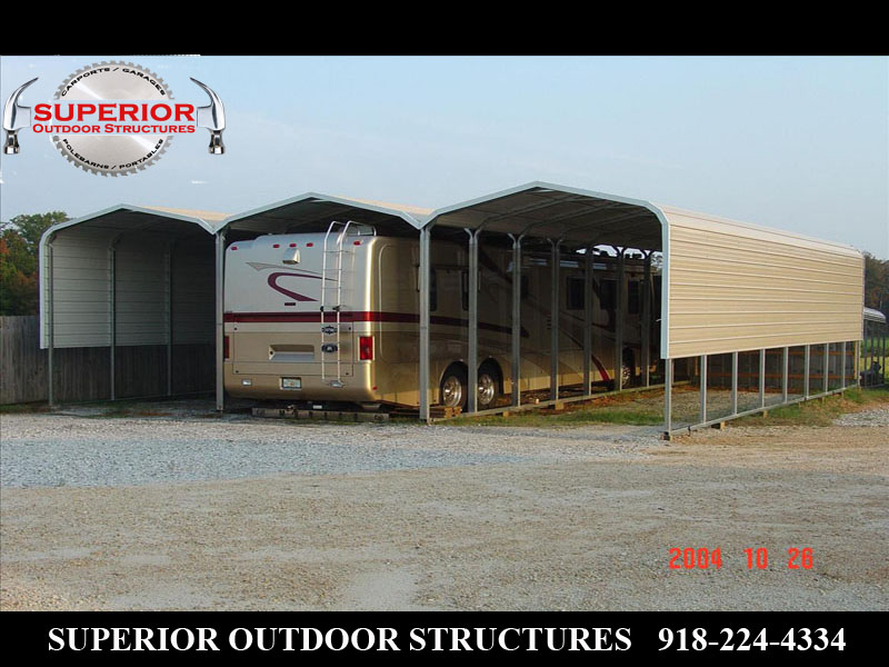 Rv Covers Superior Outdoor Structures