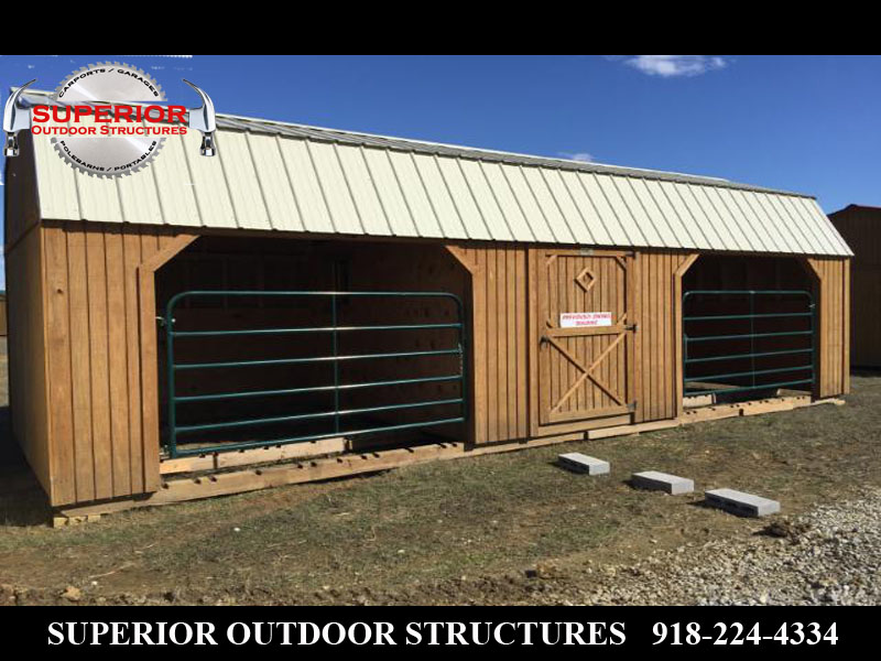 Portable buildings | Superior Outdoor Structures